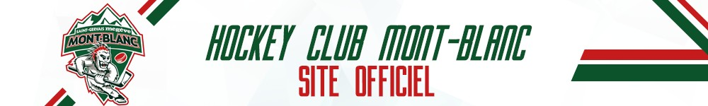 Site Officiel Hockey Club Mont-Blanc